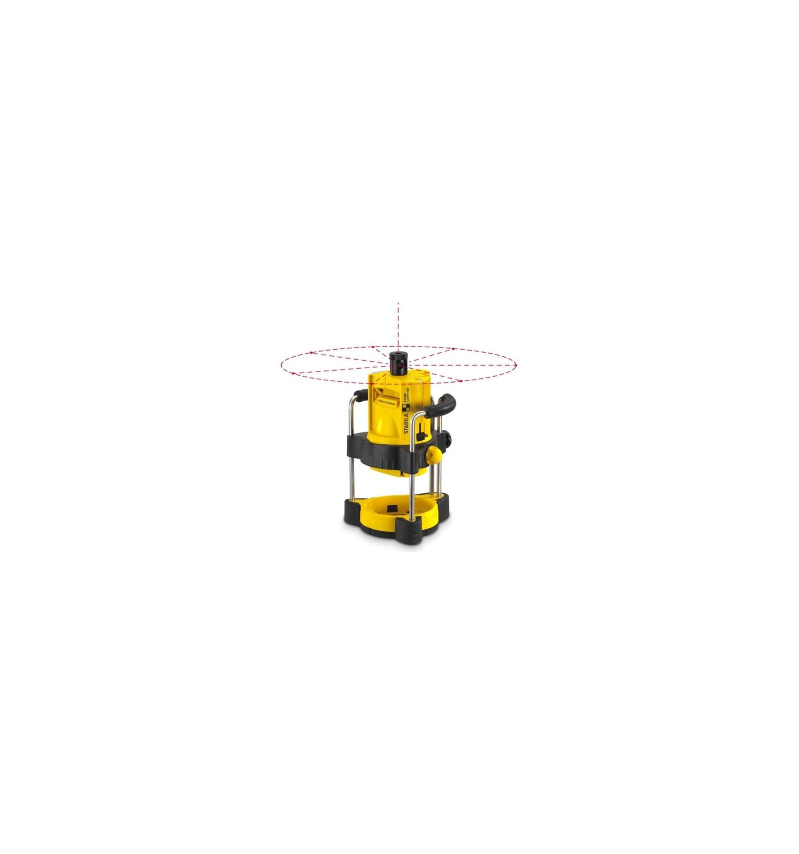 Lapr 100 nivel laser autonivelante giratorio lapr 100 for Nivel laser autonivelante