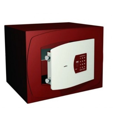 44012 - CAJA FUERTE DE SOBREPONER ELECTRICA RED BOX 2-ES