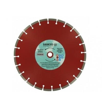 LWSP050J049 - DISCO PARA HORMIGÓN ARMADO 125 X 2.3 X 10 X 22.2 - SANKYO