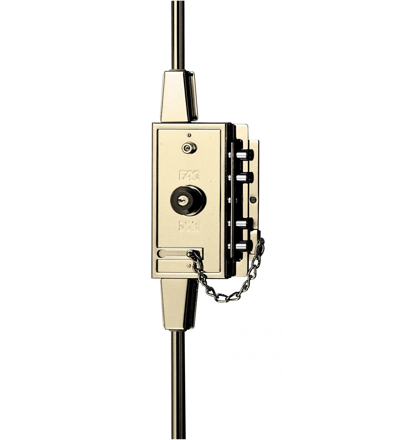 09585 cerradura de sobreponer mb 86 pl dorada fac - Cerraduras de seguridad ...