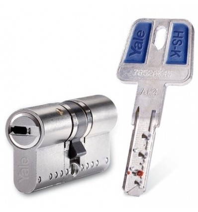 HSKMOD3030N - CILINDRO ANTIBUMPING AZBE HSK MODULAR 30X30 NIQUEL