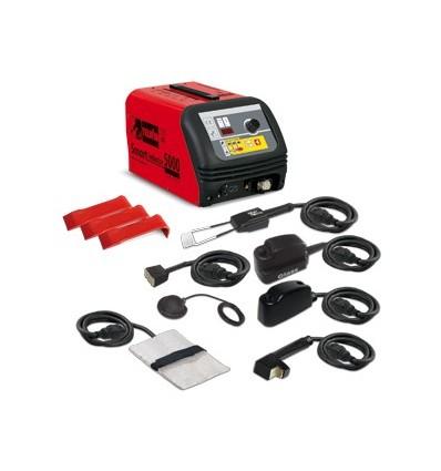 865010 - SMART INDUCTOR 5000 DELUXE 200-240V ACC. - TELWIN - Sistema de calentamiento de inducción que se propone como la