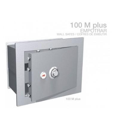 05434 - CAJA FUERTE DE EMPOTRAR ELECTRONICA 104-M PLUS