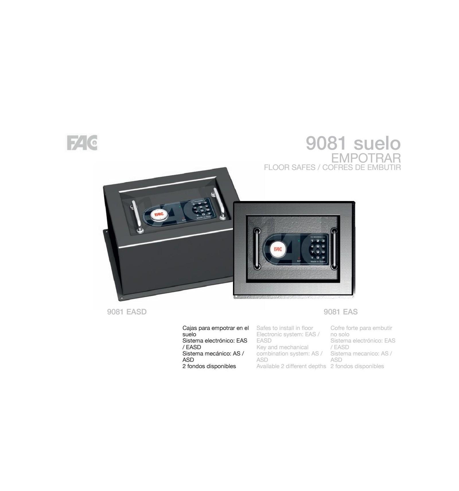 13030 caja fuerte de empotrar electronica 9081 eas www - Caja fuerte electronica ...